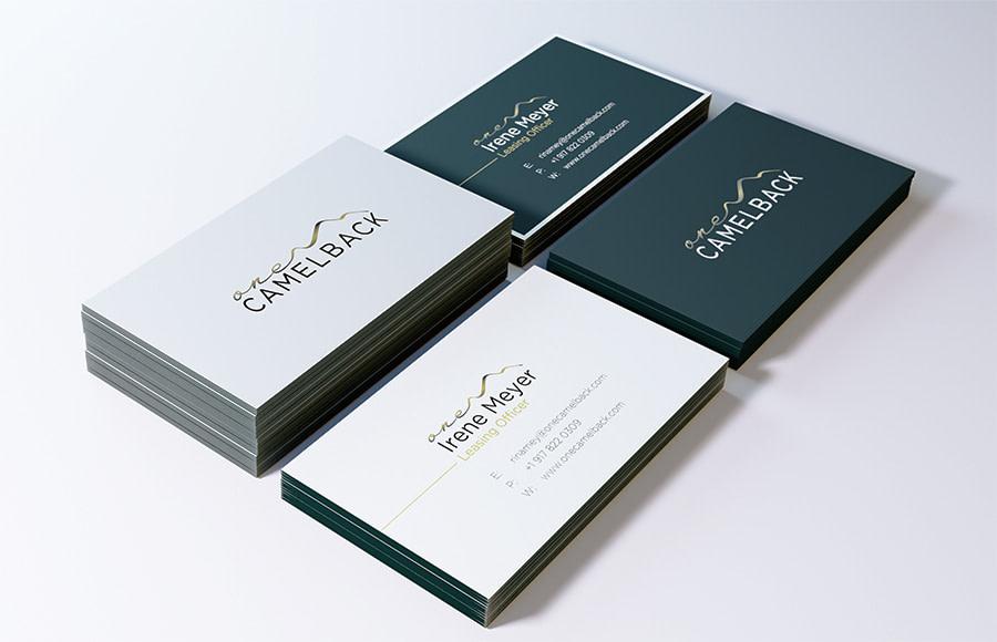 Camelback Cards