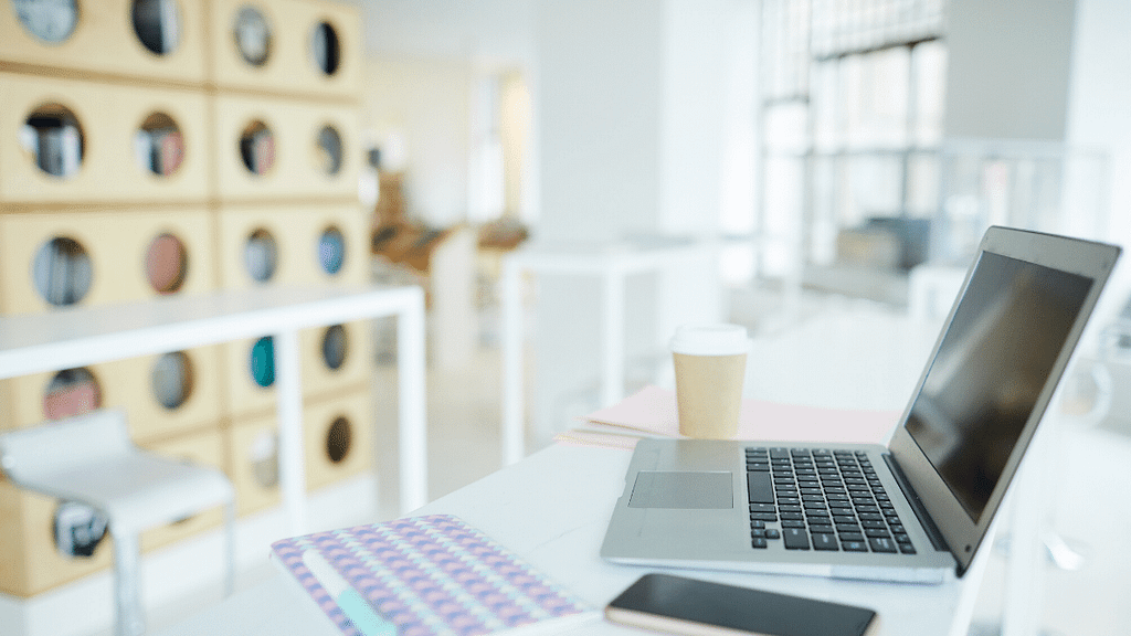 remote work setup for digital marketing