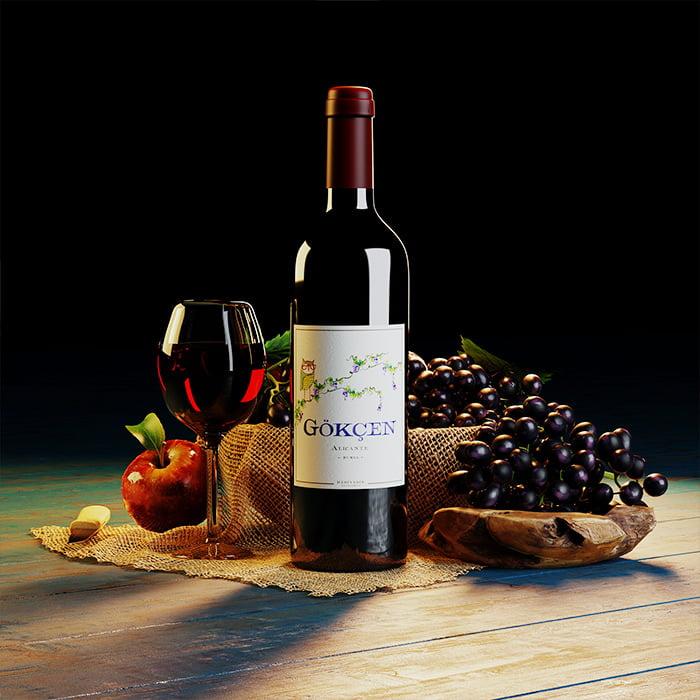 Gokcen optik Wines